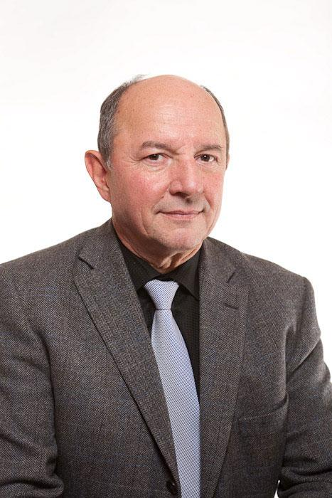 Portrait Yves Marchal