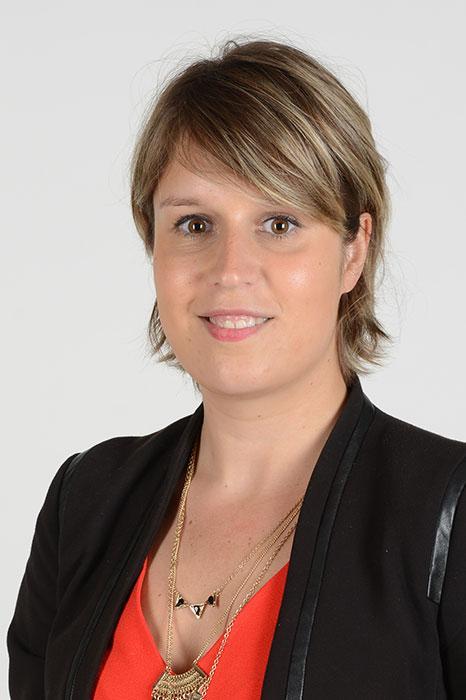 Portrait Charlotte Desmon